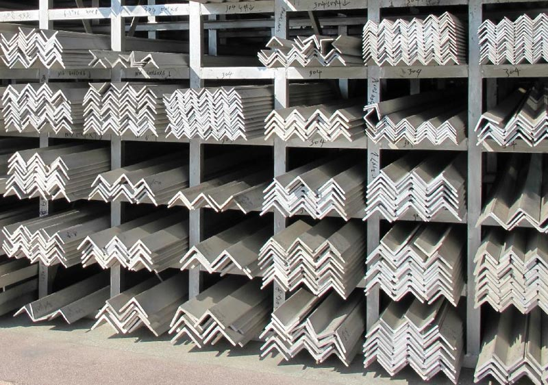 Stainless Steel Angle, Stainless Steel Angle Suppliers in Delhi,India
